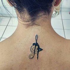 Resultado de imagen para bailarinas tatuajes