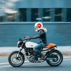 THROTTLE ROLL @throttleroll TAKEOVER   Nina on her KTM 390 Duke #throttleroll  See more @throttleroll