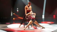 Tanisha Belnap and Rudy Abreu perform a jazz routine choreographed by Sonya Tayeh. See more: http://fox.tv/1nerZ73