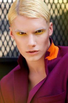 Makeup: Risa Robins-Moloney