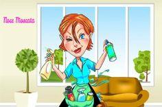 Trucchi e rimedi per la pulizia della casa / Parte 1