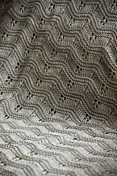 Ravelry: Lars & The Real Girl Blanket pattern by Tanis Gray & Louisa Demmitt free pattern
