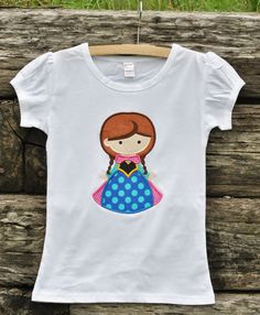 Boutique Brand Girls Shirt 2 Style Options by HootnHollarClothing