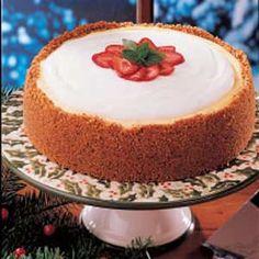Fabulous Cheesecake Recipe!!