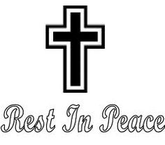why do we say rest in peace?