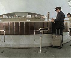 Carte Noire - L'Aéroport