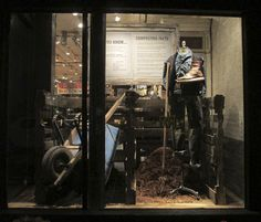 This Earth Day, we're proud to promote composting through a special installation in our Bleecker St. RRL store windows in collaboration with Urban Greenwalk