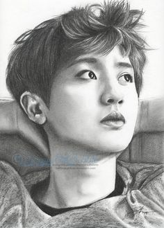 Chanyeol .:dIE JUNGs FanArt:. by FallThruStardust on DeviantArt