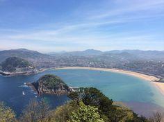 San Sebastian Bay. Tig'See.com - A social way to plan your next vacation