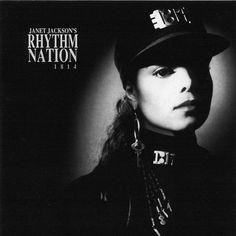 reDiscover:ジャネット・ジャクソン『Rhythm Nation 1814』