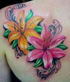 Fredo Rivera Tätowierungsblume – Drew Placencio – Willkommen bei Pin World Hawaiian Flower Tattoos, Lily Flower Tattoos, Beautiful Flower Tattoos, Rose Tattoos, Butterfly Tattoos, Tattoos Skull, Body Art Tattoos, New Tattoos, Hand Tattoos