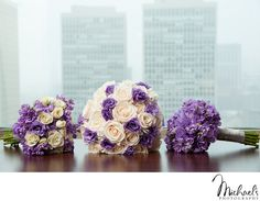 Beautiful flowers at the Hyatt at Penns Landing by Beautiful Blooms
