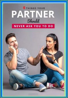 5 Things Your Partner Should Never Ask You For Healthy Tips, How To Stay Healthy, Healthy Habits, Healthy Food, Healthy Detox, Healthy Juices, Healthy Lifestyle Tips, Healthy Sweets, Healthy Drinks