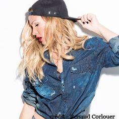 L'Interview : Vitaa, chanteuse, maman et fashion addict ... http://fashions-addict.com/L-Interview-Vitaa-chanteuse-maman-et-fashion-addict_379___13921.html