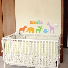 Safari wall decals open up numerous design opportunities. A young  boy might enjoy having a wall decal elephant in his play area or on the wall in front of his bed.