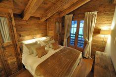 Swiss chalet Bedroom