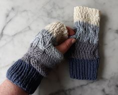 Matching cowl available. Made in Ireland. Mittens for her. Mitts for her by AranAccessories on Etsy Crochet Gifts, Knit Crochet, Cable Knit Hat, Different Stitches, Fingerless Mitts, Knitting Designs, Arm Warmers, Mittens, Hand Knitting