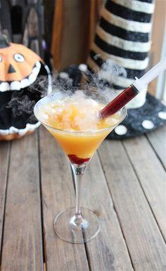 Vampire Martini | The Hopeless Housewife