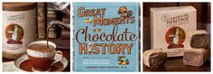 Great Moments in Chocolate History Plus American Heritage Chocolate Prize Pack Giveaway – ends 12/9 #ChocolateHistory