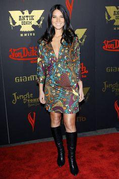 Olivia Munn's cool, sexy style
