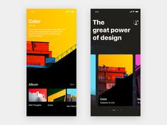 The great power of design
