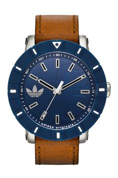 This strapping watch is a great gift idea for that special gent!