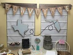 Image result for going away party decorations Farewell Party Decorations, Farewell Parties, Farwell Party Ideas, Moving Away Parties, Texas Party, Leaving Party, Bon Voyage Party, Goodbye Party, Trunk Party