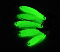Lumineux leurres de pêche appâts artificiels leurre leurre métallique hameçon triple appâts 7 g 10 g 14 g gabarit wobbler leurre de pêche