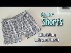 kurze hose hotpants shorts mina selber n hen n hen f r anf nger youtube n hen kinder. Black Bedroom Furniture Sets. Home Design Ideas