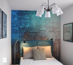 Wallpaper Ideas for Bedrooms that Will Give A Fresh Air to Your Rooms Loudest comeback? Certainly, a great return wallpapers! Ceased to be associated with . Modern Interior, Home Interior Design, Modern Decor, Master Bedroom, Bedroom Decor, Decorating Bedrooms, Paint Designs, Modern House Design, Architecture Details