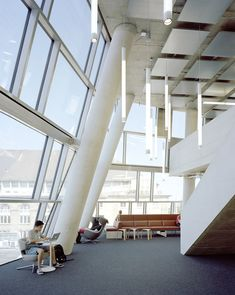 Gallery of Library in Freiburg / Degelo Architekten + IttenbrechBühl - 3