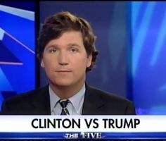 "Tucker Carlson: ""The Real Argument Against Hillary, She Has Contempt for You… She Hates You"" (VIDEO)  Jim Hoft Jun 27th, 2016"