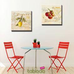 Mutfağını sevenler ve önemseyenler için de ayrı bir kategorimiz var. Siz de http://goo.gl/HmkX7B adresinden en uygun tabloyu seçin ve mutfağınızı canlandırın.  #kitchen #kitchendesign #kitchenideas #kanvastablo #kanvas #canvas #tomatoes #lemonade #homedecor #homedecorideas #dekorasyon
