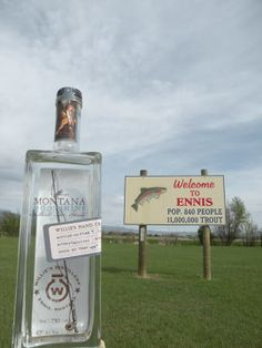 Willies Distillery Montana Moonshine From Ennis