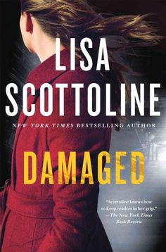 """""""Damaged"""" by Lisa Scottoline ... Named the guardian ad litem of a middle-school boy with emotional issues on whose behalf she is suing the Philadelphia school district, Mary DiNunzio is confronted by elite lawyer Nick Machiavelli and risks her engagement in her obsessive investment in the case.  Find this book here @ your Library http://hpl.iii.com:2088/record=b1268108~S1"""