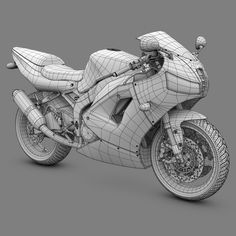 A good example of hard surface topology Maya Modeling, Modeling Tips, Wireframe, Character Modeling, 3d Character, Motion Design, Low Poly, Models Men, 3d Cinema
