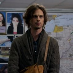 Dr Reid from Criminal Minds. My favorite character ever I think.