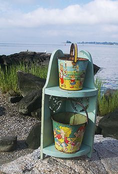 Remember the old tin pails