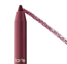 Tarte 30% off sitewide + a free full size Tarteist Lip Crayon w/ANY purchase