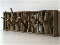 Need ideas on how to store your hats? These most creative hat rack ideas may help you doing your hat organization. Tags: hat rack i. Diy Jewelry Holder Tree, Diy Craft Projects, Wood Projects, Diy Crafts, Garden Projects, Wooden Crafts, Craft Ideas, Diy Coat Hooks, Coat Hanger