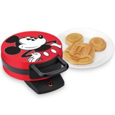 Disney Classic Mickey Mouse Waffle Maker found at @JCPenney