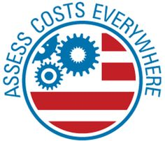 Image: Assess Costs Everywhere logo