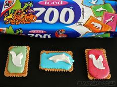 some people had animal crackers, we had zoo biscuits- South Africa