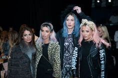 Fashion Week in Stockholm S/S15 - Rebecca & Fiona
