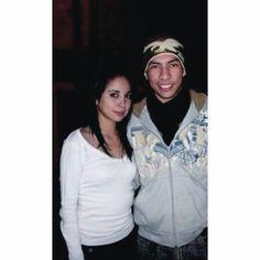 Efectivamente no es nuestra mejor foto pero si es nuestra primer foto. Te adoro Olivares! #friends #bff #tb #todoEmpezoEnElPAN