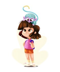 Dora exploradora by martuka