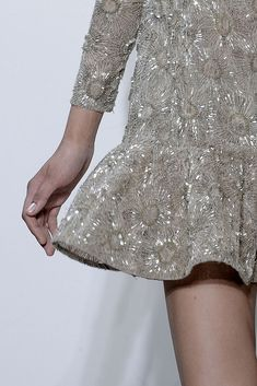 Valentino Fall 2010 Couture Detail