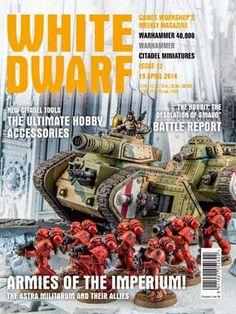 White Dwarf Weekly número 12 de abril