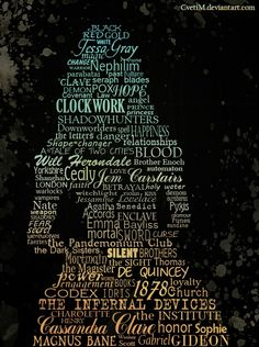 The Infernal Devices - Cassandra Clare