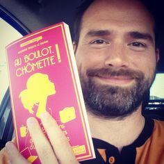 Chômette avec Yves de Convenweb :)